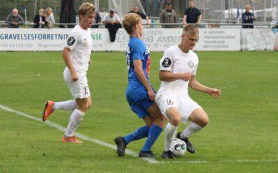 Højdepunkter: Young Boys FD – IF Lyseng (1-2)